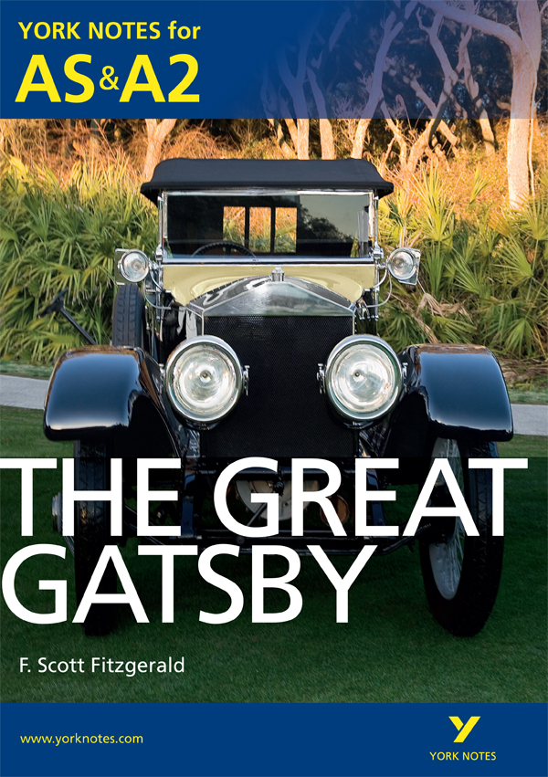 essay on great gatsby characters