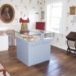 Inside Jane Austen's House Museum, the Austen Family Room