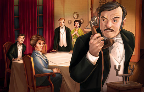 importance of inspector goole An inspector calls by j b priestley centres on inspector goole's interrogation of the  priestley uses this to make important points about society and .