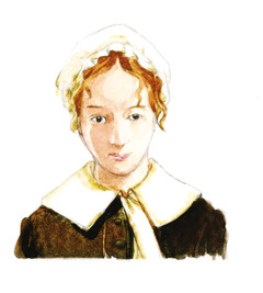 What are the differences between Jane Eyre and Blanche Ingram?