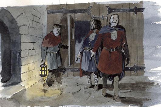 importance of porter scene in macbeth