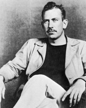 steinbecks of mice and men disadvantages Of mice and men is a book by john steinbeck and was published in 1937, it relates a story of george milton, who was a very intelligent thought uneducated and lennie small whom was strong and builds well but 'is not brilliant.