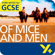 Of Mice and Men York Notes GCSE Revision Guide