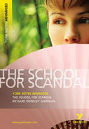 The School for Scandal: Advanced York Notes A Level Revision Guide