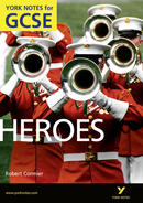 York Notes Heroes  GCSE Revision Study Guide