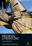York Notes Medieval Literature: Companion Undergraduate Revision Study Guide