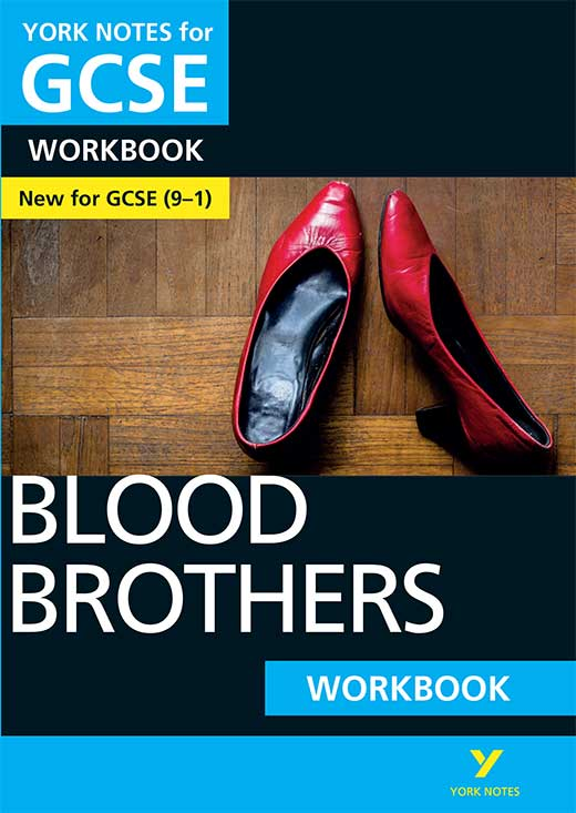 Blood Brothers Workbook (Grades 9–1) York Notes GCSE Revision Guide