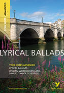 York Notes Lyrical Ballads: Advanced A Level Revision Study Guide