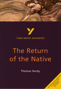 York Notes The Return of the Native: Advanced A Level Revision Study Guide