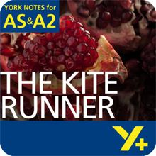 The Kite Runner: AS & A2 York Notes A Level Revision Guide