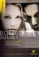 York Notes Romeo and Juliet: Advanced A Level Revision Study Guide