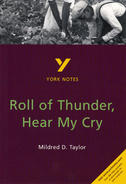York Notes Roll of Thunder, Hear My Cry: GCSE GCSE Revision Study Guide