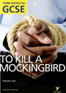 York Notes To Kill a Mockingbird  GCSE Book Cover