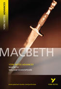 York Notes Macbeth: Advanced A Level Revision Study Guide