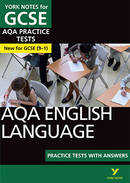 York Notes AQA English Language: Practice Tests with Answers GCSE Revision Study Guide
