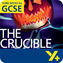 The Crucible  York Notes GCSE Revision Guide