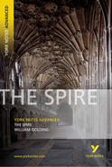 York Notes The Spire: Advanced A Level Revision Study Guide
