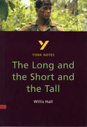 The Long and the Short and the Tall: GCSE York Notes GCSE Revision Guide