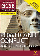 York Notes AQA Anthology: Power and Conflict (Grades 9–1) NEW EDITION GCSE Revision Study Guide