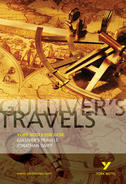 York Notes Gulliver's Travels: GCSE GCSE Revision Study Guide