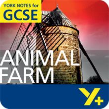 Animal Farm  York Notes GCSE Revision Guide