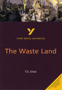 York Notes The Waste Land: Advanced A Level Revision Study Guide