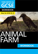 York Notes Animal Farm Workbook (Grades 9–1)  GCSE Revision Study Guide