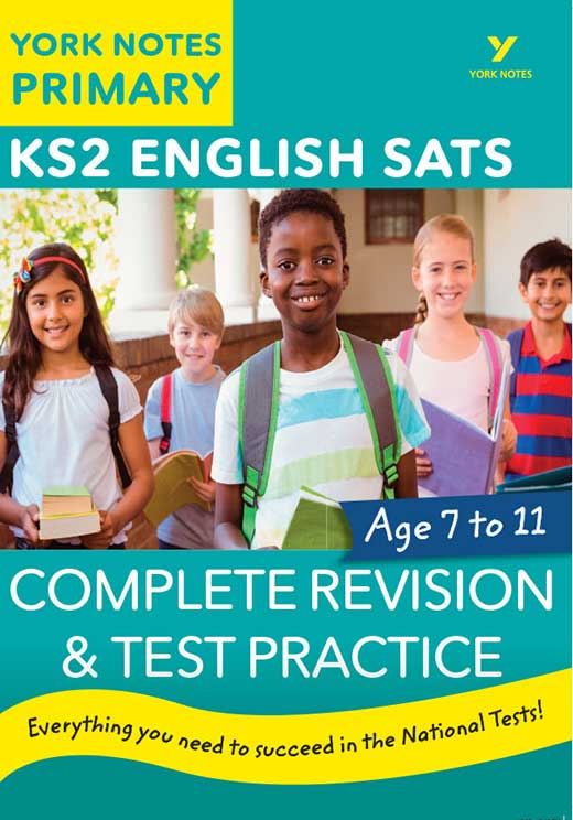 York Notes Complete Revision & Test Practice KS2 Revision Study Guide