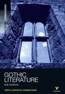 York Notes Gothic Literature: Companion Undergraduate Revision Study Guide
