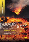 York Notes Paradise Lost, Books I and II: Advanced A Level Revision Study Guide
