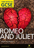 York Notes Romeo and Juliet  GCSE Revision Study Guide