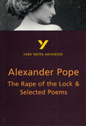York Notes The Rape of the Lock and Selected Poems: Advanced A Level Revision Study Guide