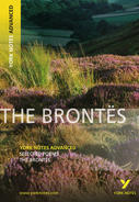 York Notes The Brontës, Selected Poems: Advanced A Level Revision Study Guide