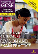 York Notes English Language & Literature: Revision and Exam Practice GCSE Revision Study Guide