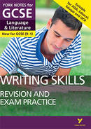 York Notes Writing Skills: Revision and Exam Practice GCSE Revision Study Guide