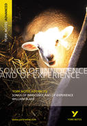 York Notes Songs of Innocence and of Experience: Advanced A Level Revision Study Guide