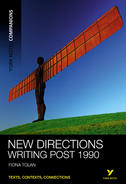 York Notes New Directions, Writing post 1990: Companion Undergraduate Revision Study Guide