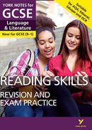 York Notes Reading Skills: Revision and Exam Practice GCSE Revision Study Guide
