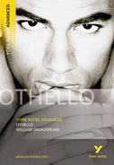 York Notes Othello: Advanced A Level Book Cover