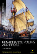 York Notes Renaissance Poetry and Prose: Companion Undergraduate Revision Study Guide