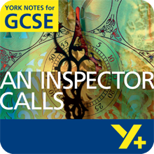 An Inspector Calls York Notes GCSE Revision Guide