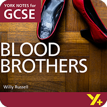 Blood Brothers (Grades 9–1) York Notes GCSE Revision Guide
