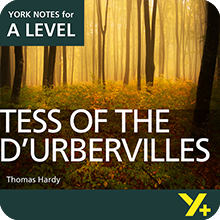 Tess of the D'Urbervilles: A Level York Notes A Level Revision Guide
