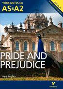 York Notes Pride and Prejudice: AS & A2 A Level Revision Study Guide