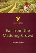 York Notes Far from the Madding Crowd: GCSE GCSE Revision Study Guide
