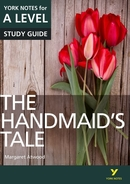 York Notes The Handmaid's Tale: A Level A Level Revision Study Guide