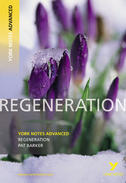 York Notes Regeneration: Advanced A Level Revision Study Guide
