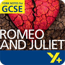 Romeo and Juliet  York Notes GCSE Revision Guide