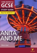 York Notes Anita and Me (Grades 9–1) GCSE Revision Study Guide