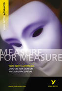 York Notes Measure for Measure: Advanced A Level Revision Study Guide
